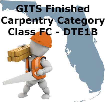 GITS Finished Carpentry Category - Class FC - DTE1B