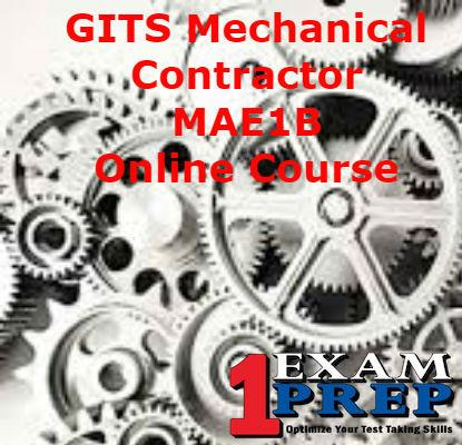GITS Mechanical Contractor - MAE1B
