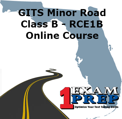 GITS Minor Roads - Class B - RCE1B