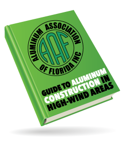 Guide to Aluminum Construction in High Wind Areas, 2010 Student Edition