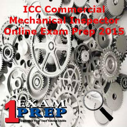 ICC Commercial Mechanical Inspector Exam Prep (2015) | One Exam Prep