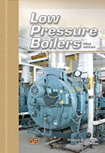 Low Pressure Boilers, 5th Edition Book