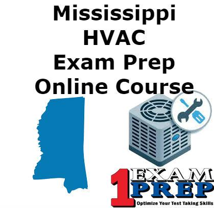 Mississippi HVAC Exam Prep