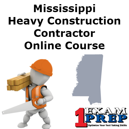 Mississippi Heavy Construction Contractor Course