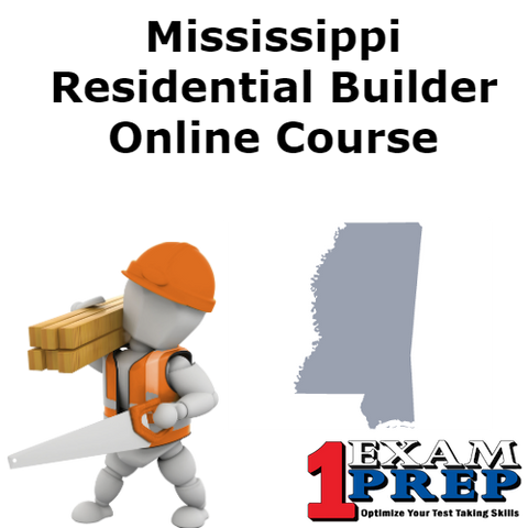 Mississippi Residential Builder Course