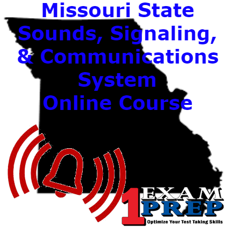 Missouri State Sounds, Signaling, and Communications Systems Course