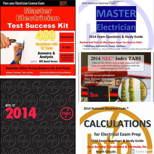 Florida 2014 Master Electrical Exam Preparation
