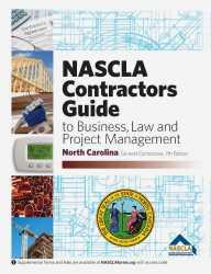North Carolina NASCLA Exam Complete Book Set