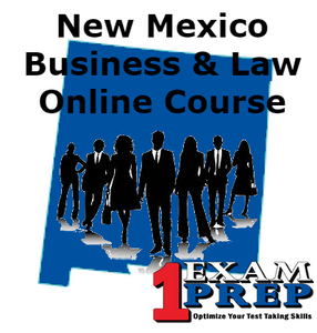 New Mexico Business and Law Course