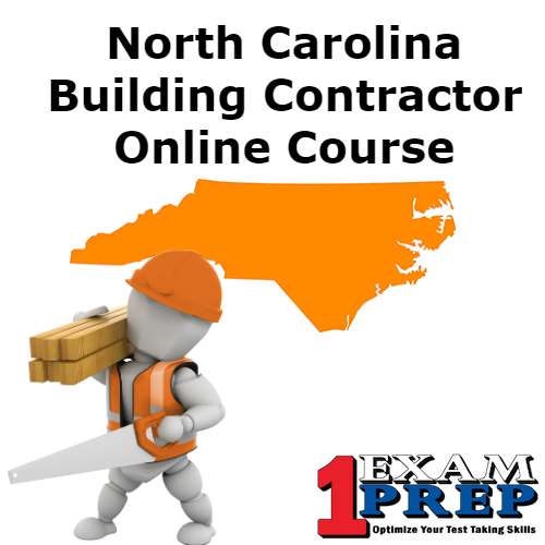 North Carolina PSI Building Contractor Course