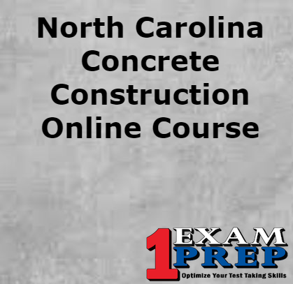 North Carolina Concrete Construction Course