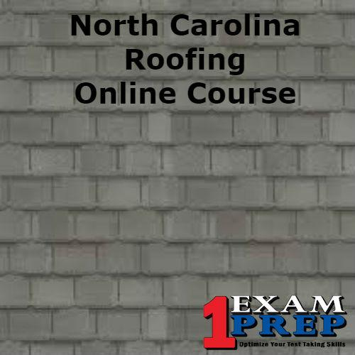 North Carolina PSI Roofing Course