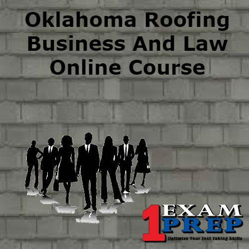 Oklahoma Roofing Business And Law Course