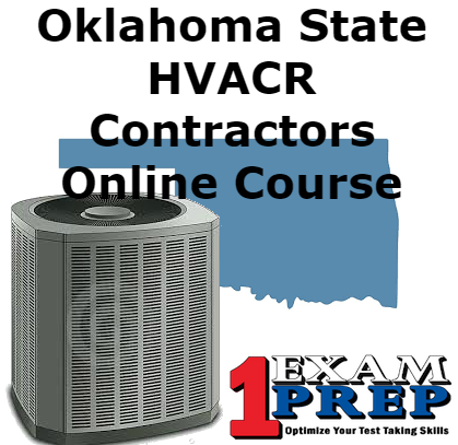 Oklahoma State HVACR Limited Contractors Course
