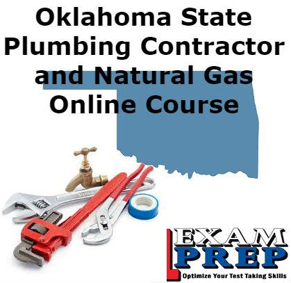 Oklahoma State Plumbing Contractor and Natural Gas