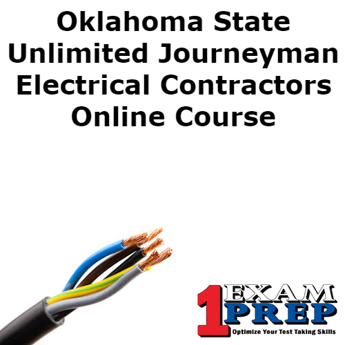 Oklahoma State Unlimited Journeyman Electrical Contractors Course