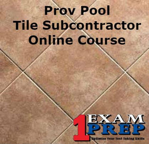 Prov Pool Tile Subcontractor