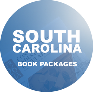 South Carolina - NASCLA Accredited Examination for Commercial General Building Contractors Books