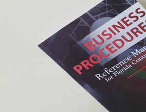 Florida Business Procedures; by GITS