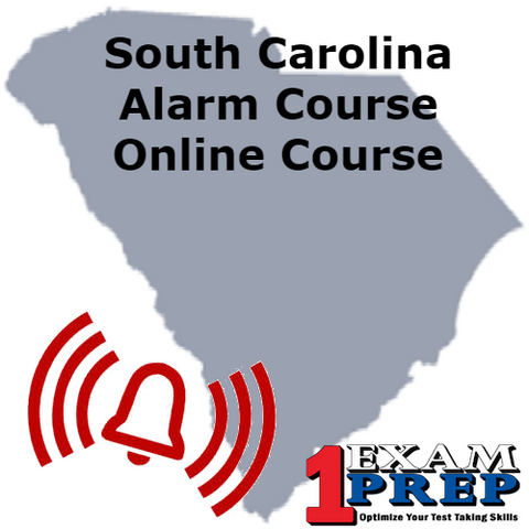 South Carolina Alarm Course