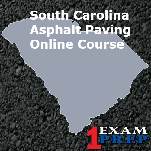 South Carolina Asphalt Paving Course