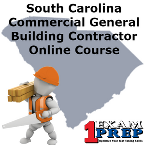 South Carolina Commercial General Building Contractor Course (NASCLA)