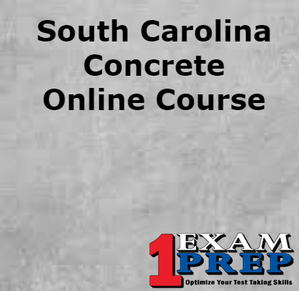 South Carolina Concrete Course