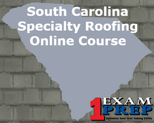 South Carolina Specialty Roofing Course