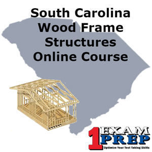South Carolina Wood Frame Structures Course