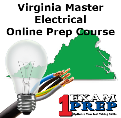 Virginia Master Electrical Online Prep Course