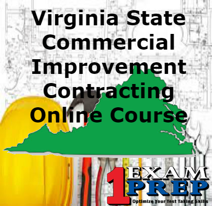 Virginia State Commercial Improvement Contracting Course