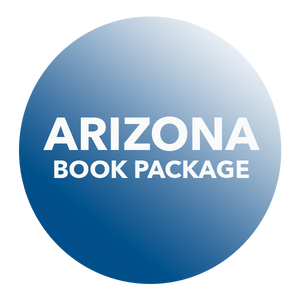 PSI Arizona Statutes and Rules Exam Book Package Pre Tabbed and Highlighted