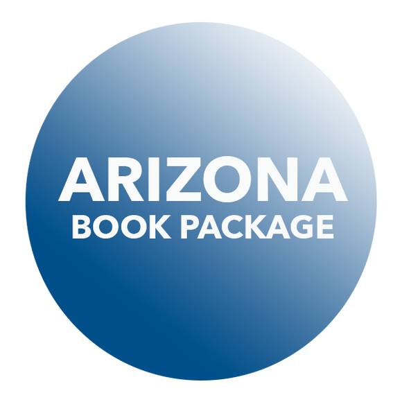 PSI Arizona R-9/C-9 (CR-9) Concrete (Residential/Commercial) Book Package