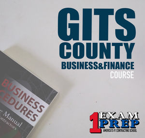 GITS Business Procedures Examination