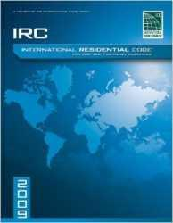 2009 International Residential Code for One and Two Family Dwellings