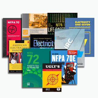 NASCLA Journeyman Electrical Book Package