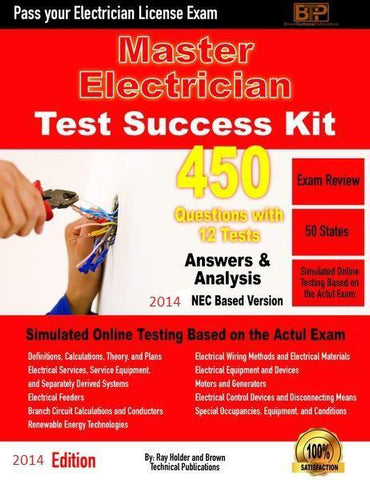 All products one exam prep 2014 masters electrician exam questions tests online version fandeluxe Gallery