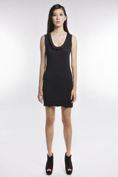 Arlene Dress In Black