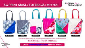 09. Small Tote Bags