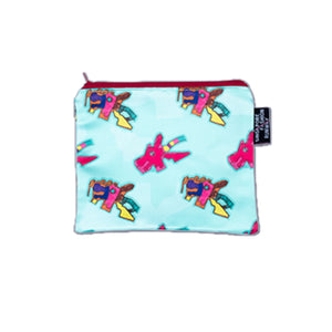 Dragon Playground Zip Pouch