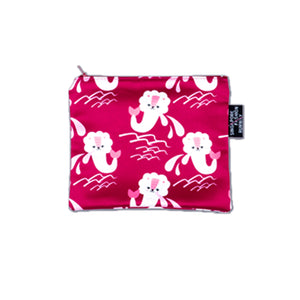 Merlion Zip Pouch