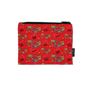 SG Food Zip Pouch (Canvas)