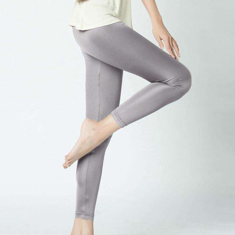 Pencil Pants Silk