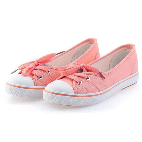 ASDS Hot Sale Spring and Summer Women Flats Canvas Shoes Womens Casual Shoes Brand Slip on Breathable - Coolmart.us