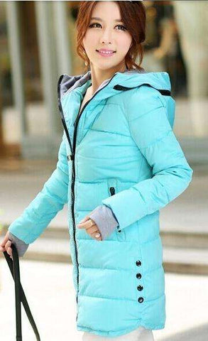 Winter Jacket Women High Quality Parkas