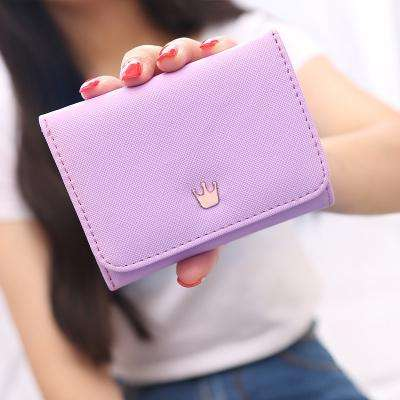 Anabelle Women's short fold Wallet