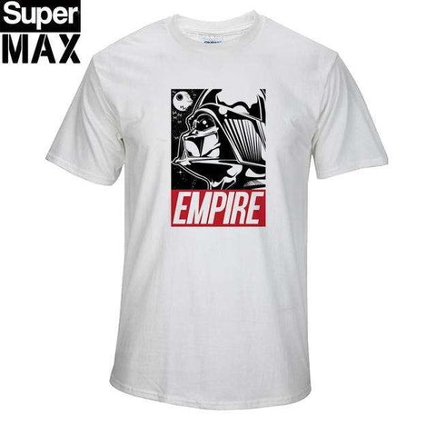 Pull Of A Trendy Attire With Darth T-Shirt