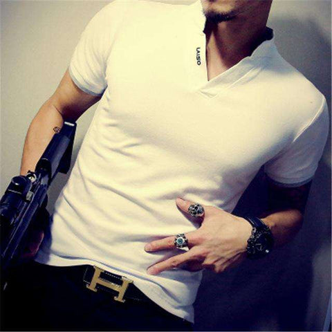 Put The Best Look Forward With Men's Slim Fit T-Shirt