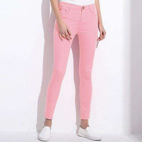 GAREMAY Women's Candy Pencil Trousers