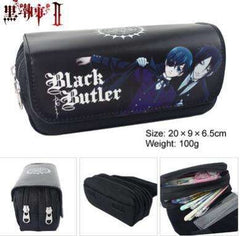 Anime Black Butler Style Cosmetic Pouch Wallet